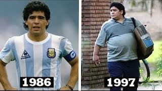 Football Players Craziest Transformations