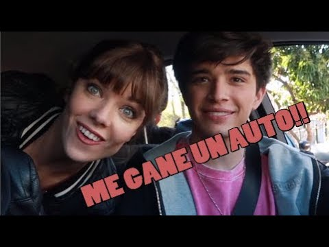 ME GANE UN AUTO *en VIVO*   *100% real no fake*  | JULIAN SERRANO
