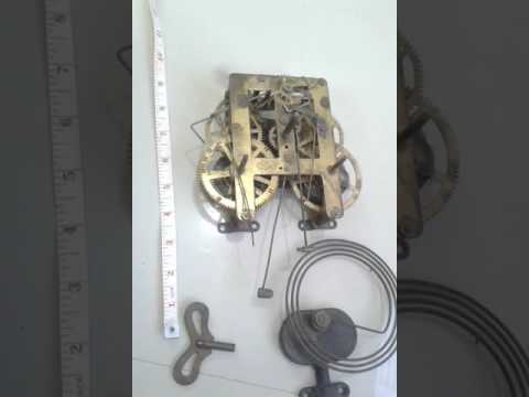 Antique Wall Clock Vintage Machine old Working- India Buy genuine items Online