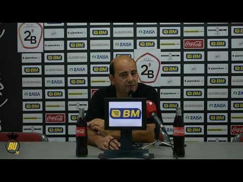 Jornada 2: Rueda de prensa post de Alberto Iturralde