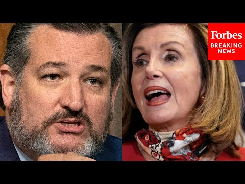 "Ted Cruz goes on epic tirade against ""worst legislation ever considered"""