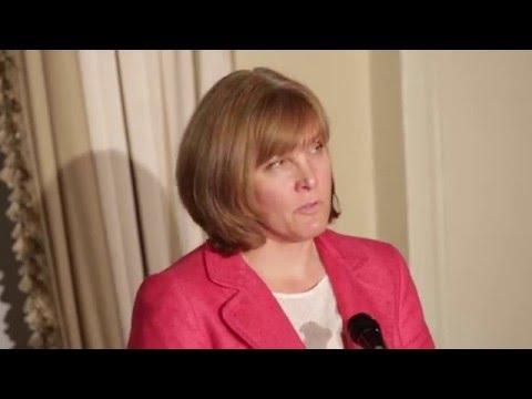 Julie Hansen   54th Distinguished Lecture   Part Two