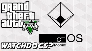 GTA V – Blackout! ctOS do Watchdogs MOD