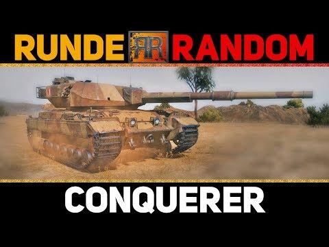 World of Tanks | [GER] RR #68 - Conquerer
