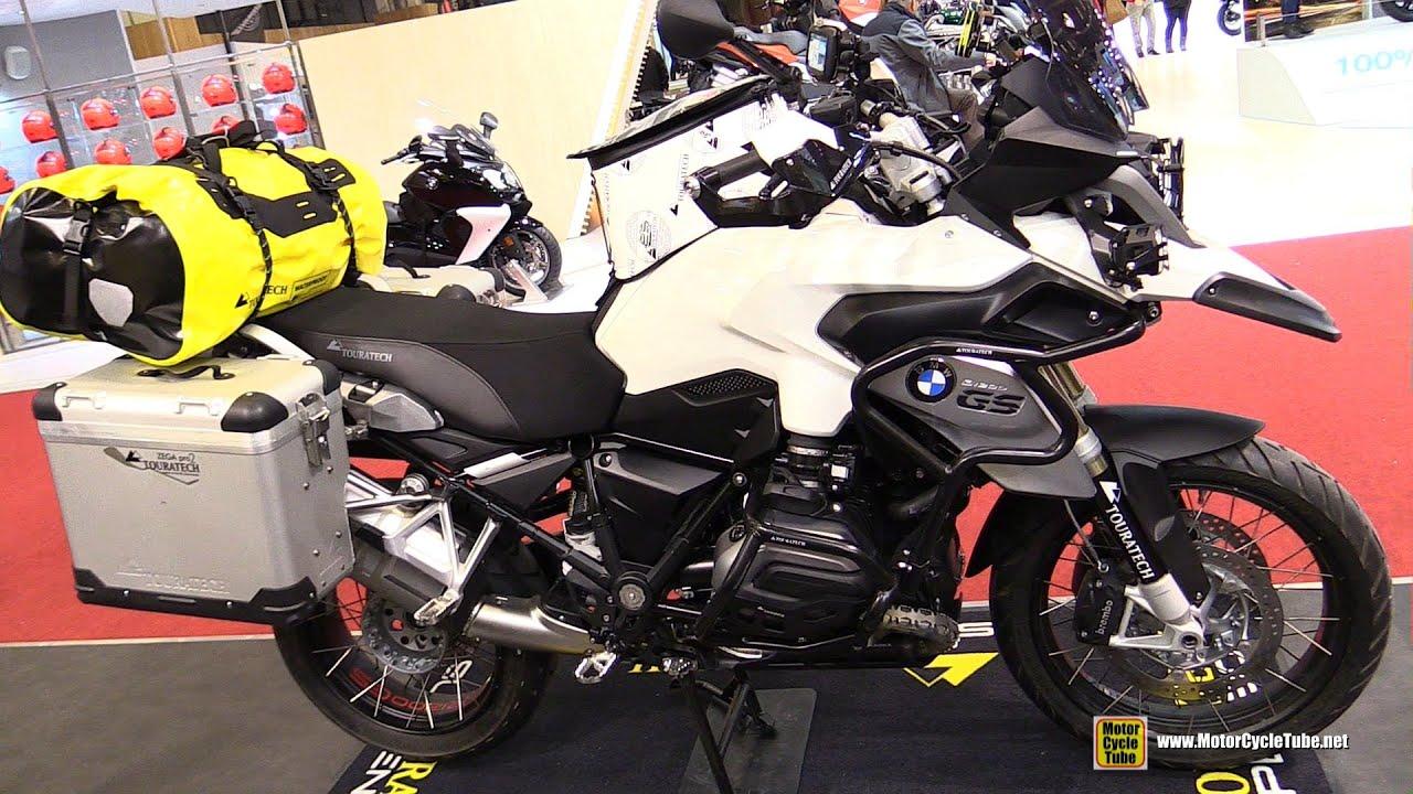 2016 bmw r1200gs customized by touratech walkaround 2015 salon de la moto paris youtube. Black Bedroom Furniture Sets. Home Design Ideas
