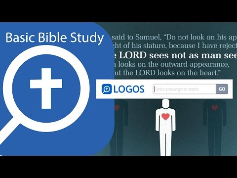 How to Use Logos 7 A to Z - Starting Basic Bible Study