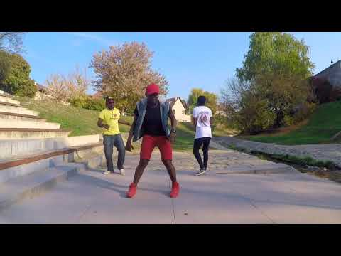 Malembe Afro Dance Hungary Team - Freestyle Demo