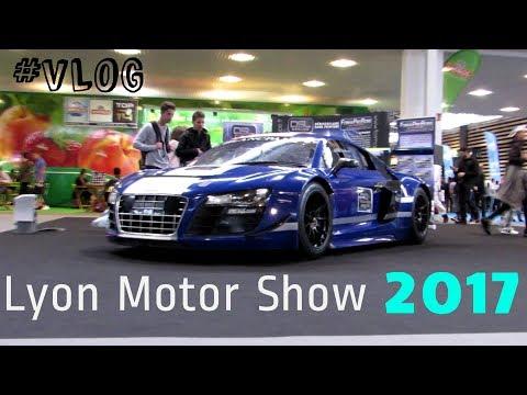 Salon Auto Lyon 2017 - Motor Show – Episode 2 ( New 991.2 GT3, American cars etc.....) #VLOG