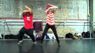 Design Dance Company Class w/ Karlo Familara and Angelina Grima