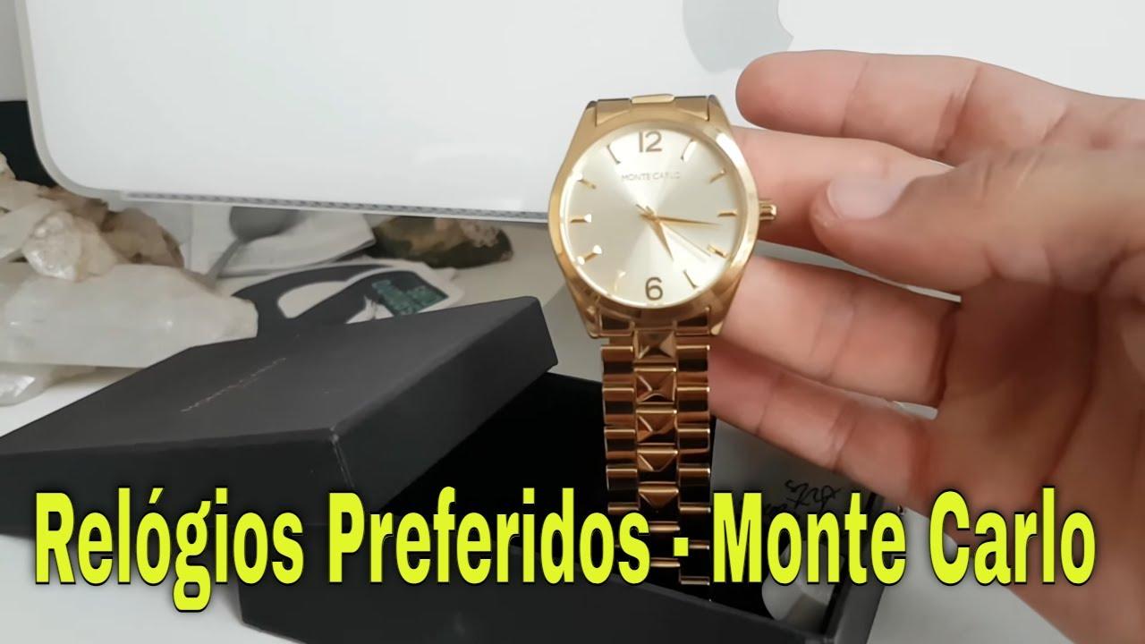 40df0e95f90 Relógios Preferidos   Monte carlo - YouTube