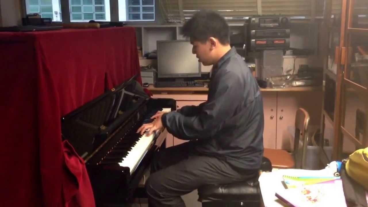 鄧紫棋G.E.M. - 回憶的沙漏 Piano Cover 鏡琴 初學者 Get Everybody Moving