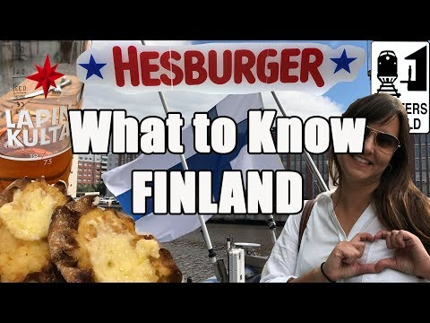 Visit Finland - What to Know Before You Visit Finland
