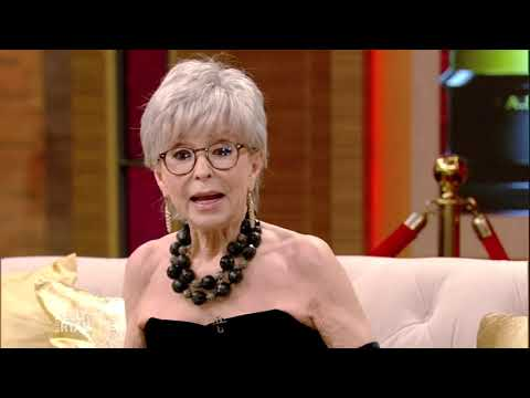 Rita Moreno's Oscar Speech Do-Over