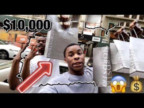 WE SPENT $10,000 IN NORDSTROMS!! 😳 | Shopping Spree VLOG 🛍