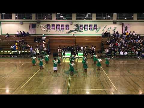Eagle Rock High School Drill Team