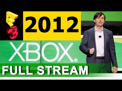 Official Microsoft E3 2012 Press Conference + ALL Gameplays (UNCUT) | HD