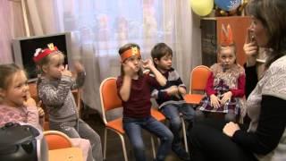 Урок английского языка для детей 4-5 лет