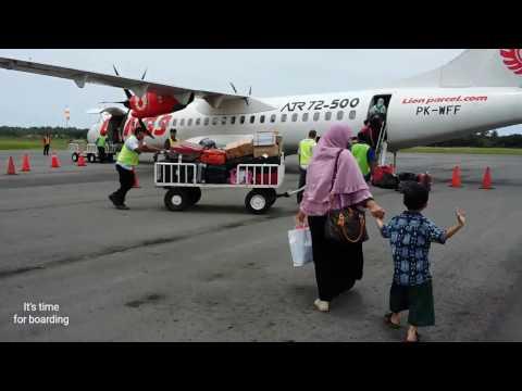 Wings Air Flight Experience: IW1253 Meulaboh to Medan