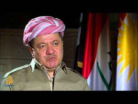 Talk to Al Jazeera - Massoud Barzani: Flying the Kurdish flag