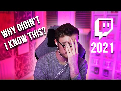 How To Start A Twitch Channel In 2020 (WHY DIDN'T I KNOW THIS???)