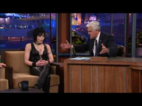 Cherry Bomb - Joan Jett on Leno