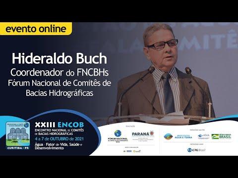 Vem aí o maior evento de Águas do Brasil - XXIII ENCOB 2021