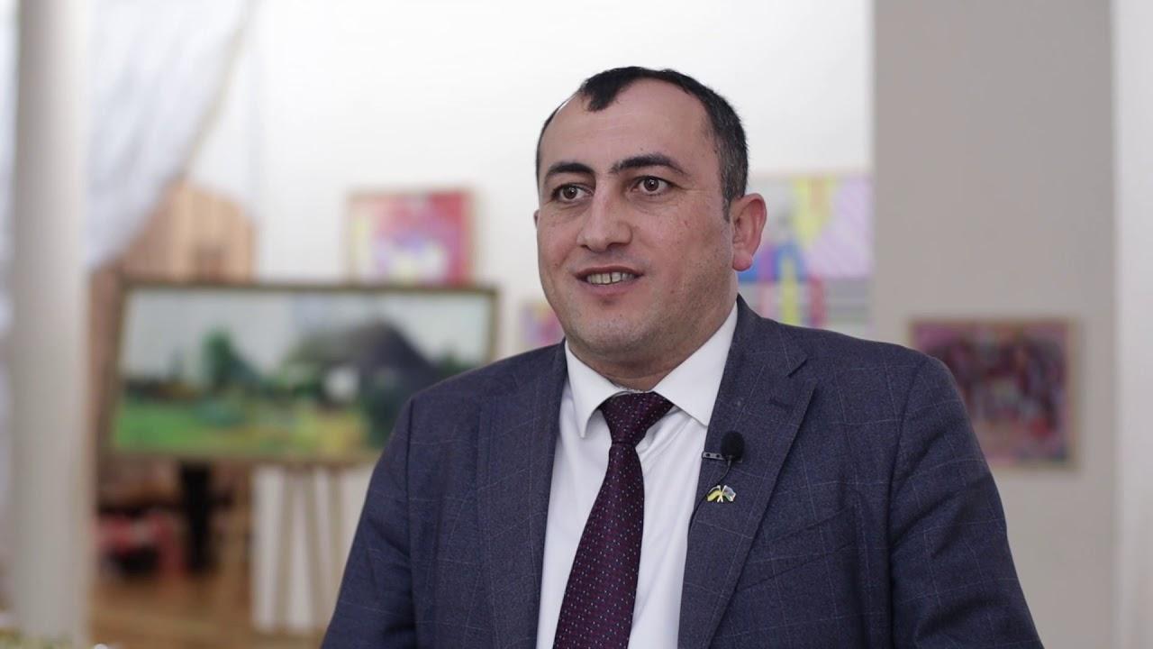 Anar Natiqoğlu Diaspor TV-yə müsahibə verib - YouTube