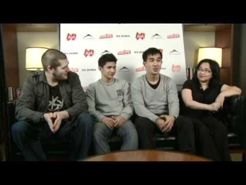 The Raid интервью на русском языке