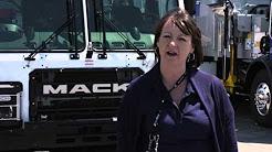 Waste Expo 2015 Mack LR Test Drive - Nicole Thunich, Progressive Waste Solutions