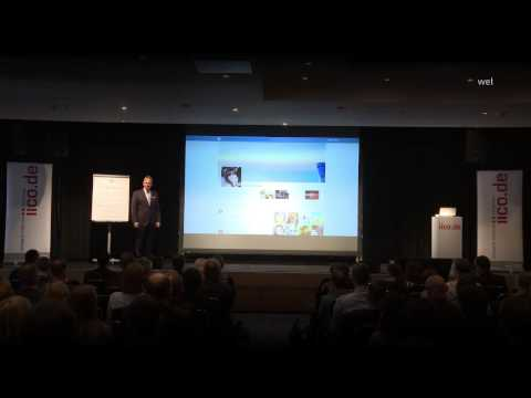 iico2013: Prof. Dr. Schengber über Social Media und Kundenkontakt