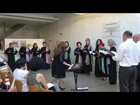 Coro Notas Soltas de Vila Franca de Xira (Música de Fernando Lopes-Graça)