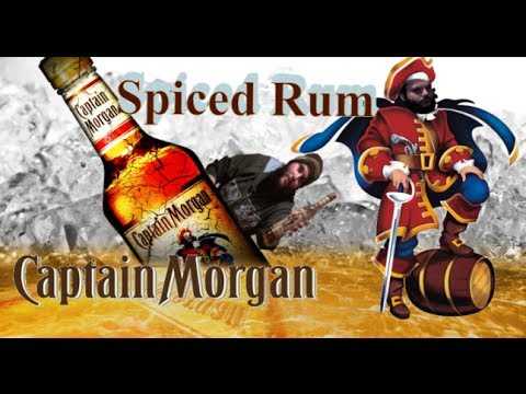 Captain Morgan Spiced Rum Review - Cabin Liquor Review 7 dj ashtray DRUNK REVIEW