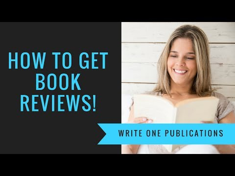How To Get Book Reviews For Your Book! Kindle Book Reviews