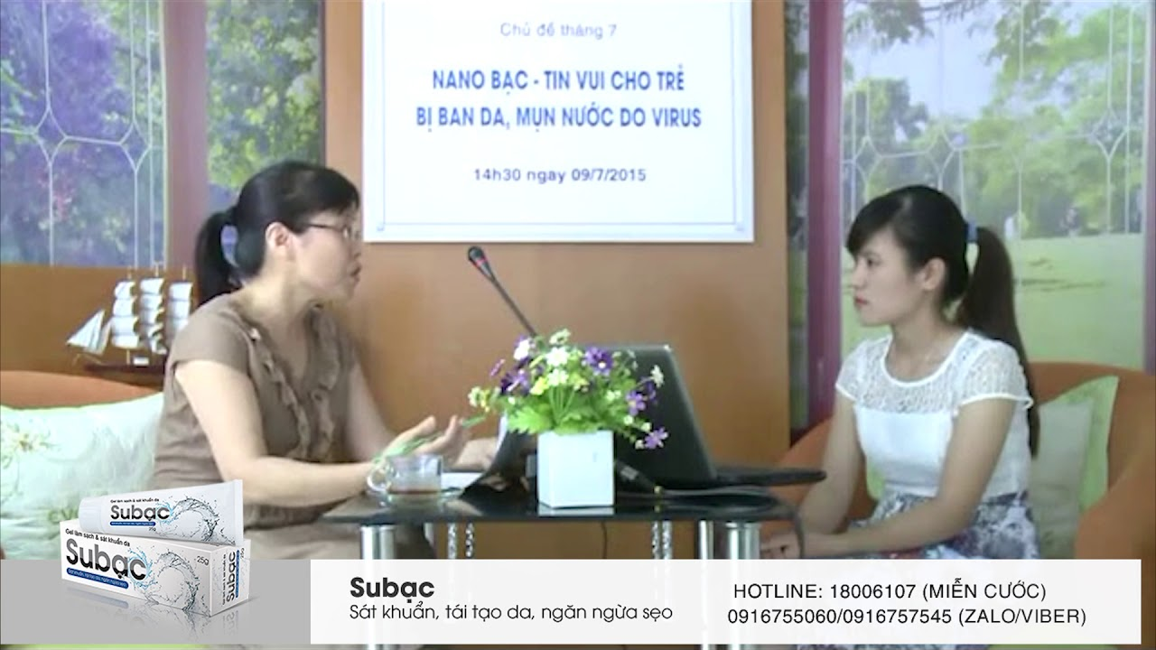 Bệnh thủy đậu có ảnh hưởng gì đến thai nhi không? TS Nguyễn Thị Vân Anh giải đáp