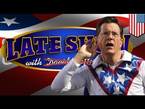 Stephen Colbert to host the Late Show, Republicans lose their greatest hero