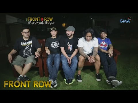 Front Row: The past, the present, and the future of Parokya ni Edgar