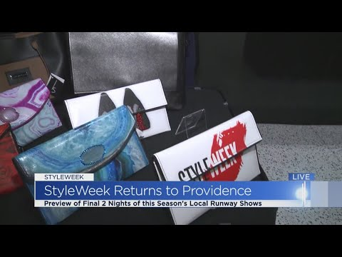Fashion fun in Providence at StyleWeek