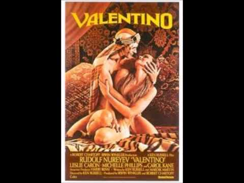1977 El Choclo Stanley Black from Ken Russell's Valentino soundtrack