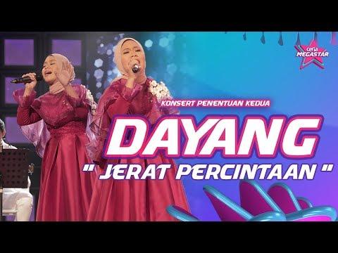 WOW Vokal Dayang buat juri terpukau dengan Jerat Percintaan Dato Sri Siti Nurhaliza | Ceria Megastar