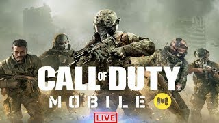 CALL OF DUTY LIVE IN HINDI || THE BEST GAME EVER || CALL OF DUTY MOBILE