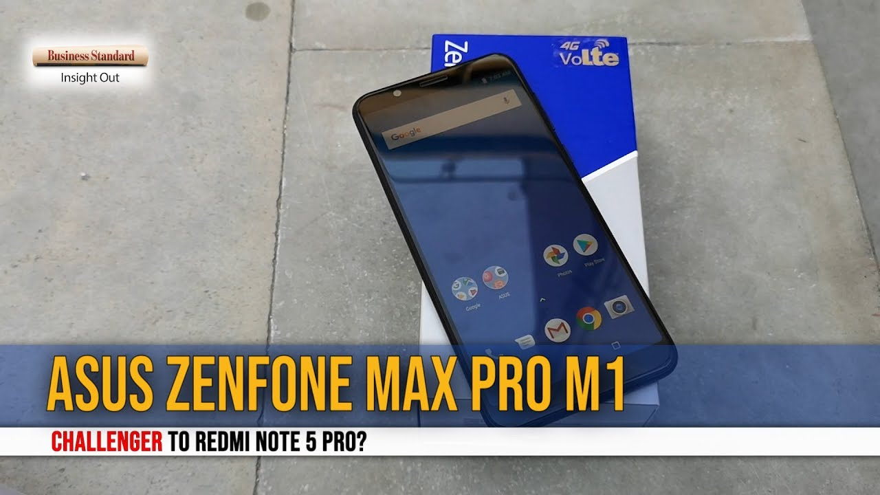 Asus Zenfone Max Pro M1 goes on sale today: Better than