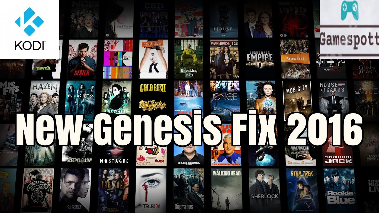 Download INSTALL NEW GENESIS SPECTO ADD-ON XBMC/Kodi