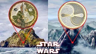 The Connections Between the Planets Ahch-To and Mortis - The Last Jedi Explained