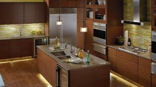 Under Cabinet Kitchen Lighting Ideas for Counter Tops - Lamps Plus