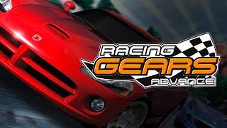 Racing Gears Advance - GBA