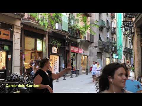 Barcelona - Ribera and Born walking tour