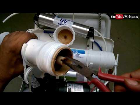 Water Filter Installation Service in Mckinney