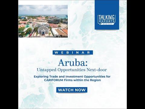Aruba: Untapped Opportunities Next-door