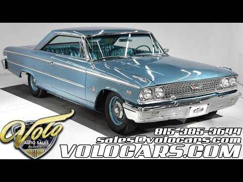 1963 Ford Galaxie 500XL For Sale At Volo Auto Museum (V18764)