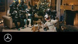 Formula 1 Winter Break: Family Portrait 🎄| Mercedes-AMG Petronas Motorsport